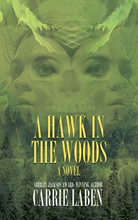 The Hawk in the woods