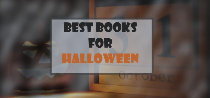 Best Books For Halloween